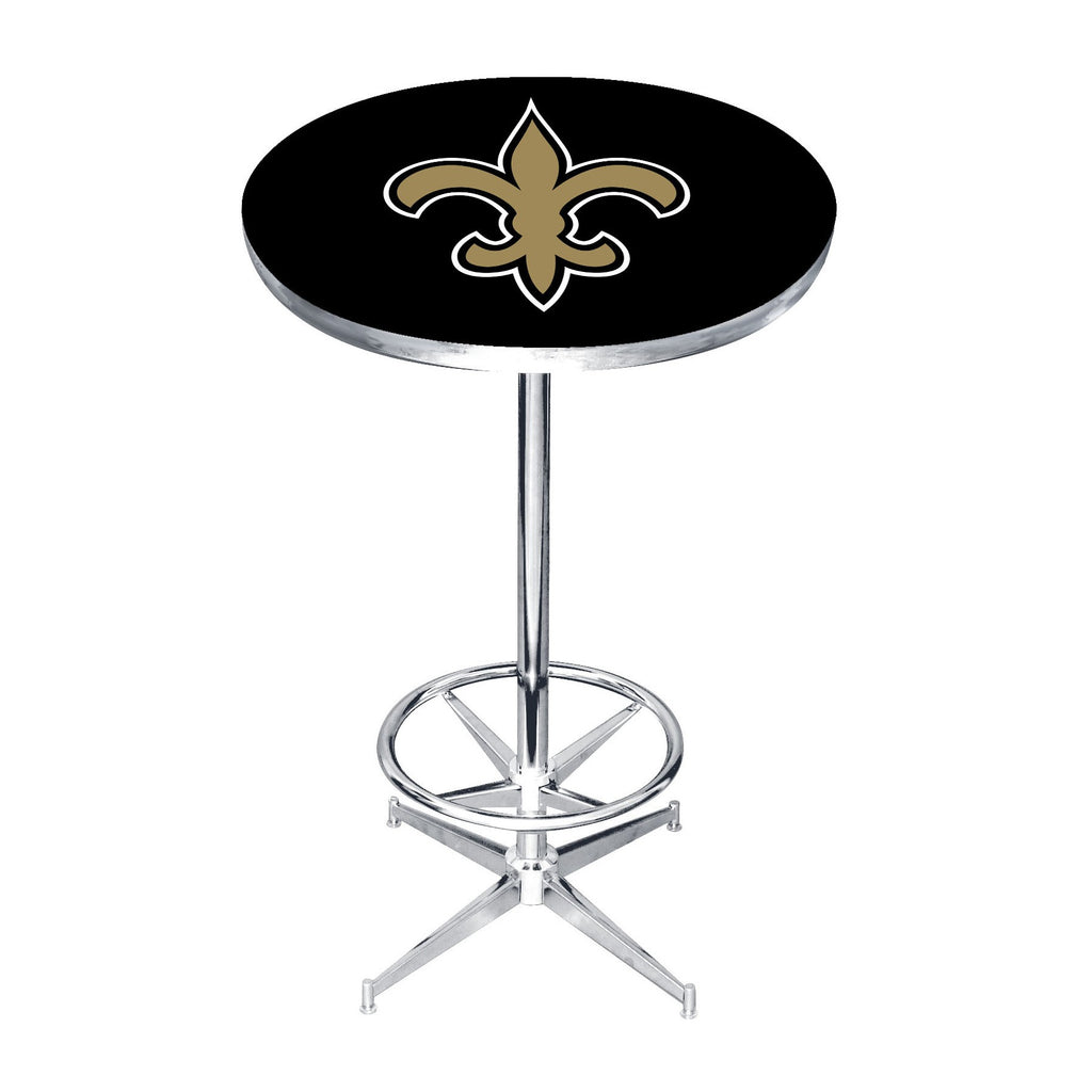 Imperial New Orleans Saints Pub Table
