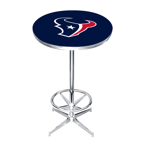 Imperial Houston Texans Pub Table