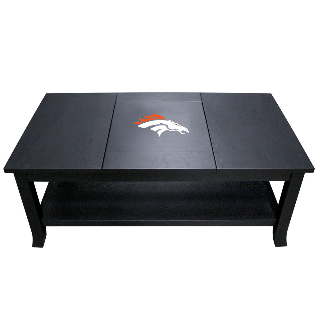 Imperial Denver Broncos Coffee Table