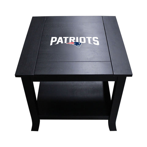 Imperial New England Patriots Side Table