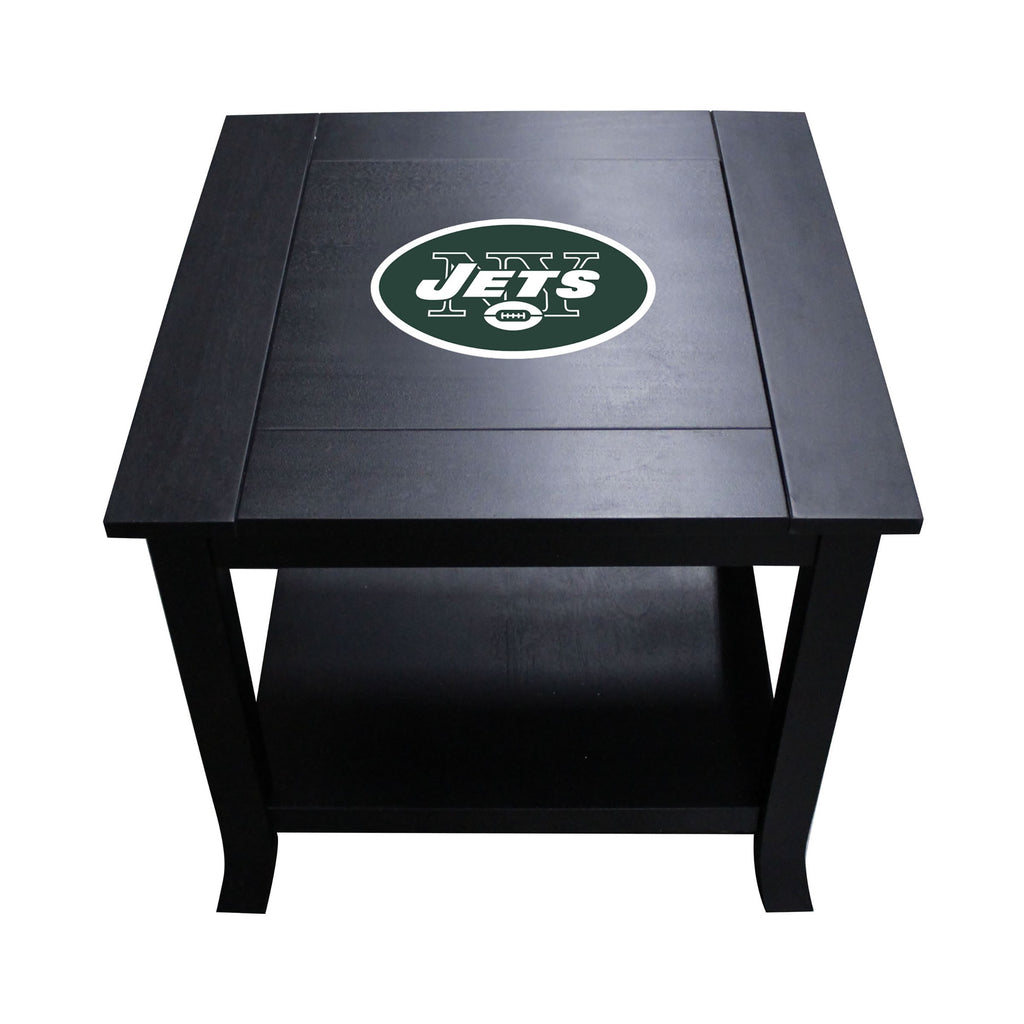 Imperial New York Jets Side Table