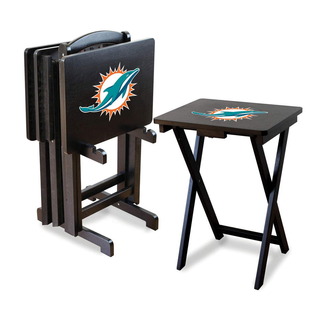 Imperial Miami Dolphins Tv Snack Tray Set