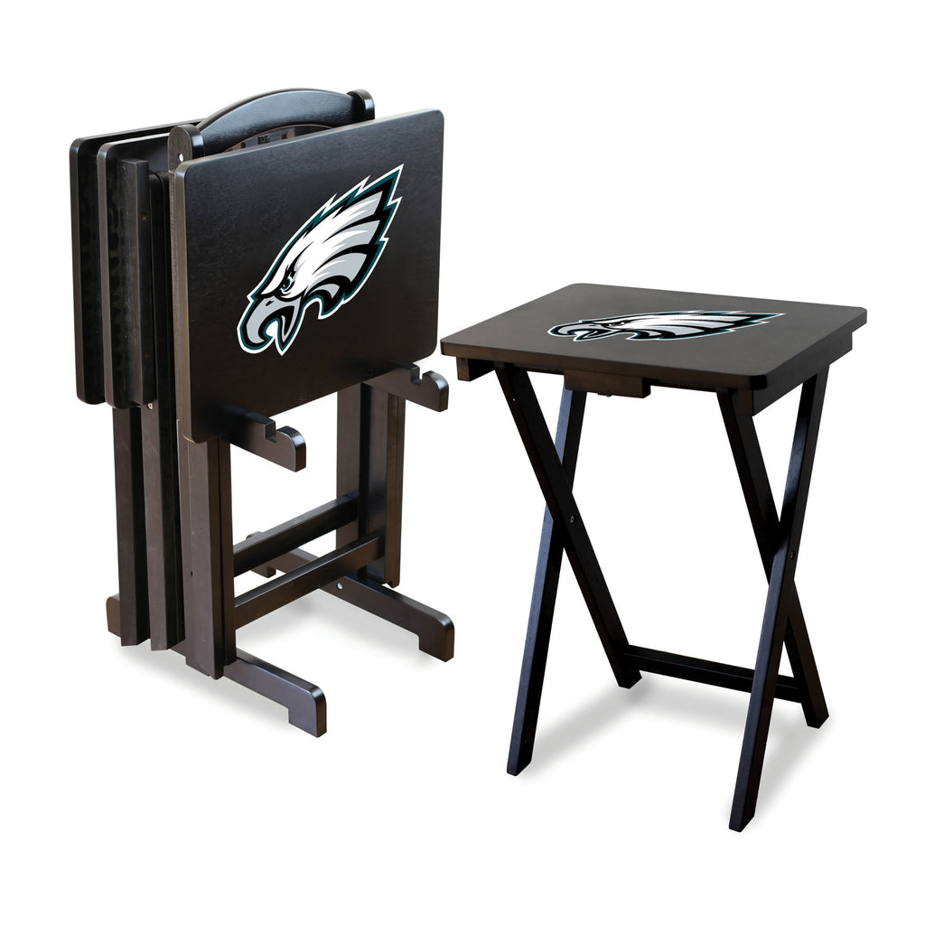 Imperial Philadelphia Eagles TV Snack Tray Set
