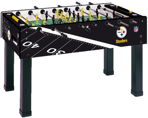 Garlando F-200 Pittsburgh Steelers Foosball Table