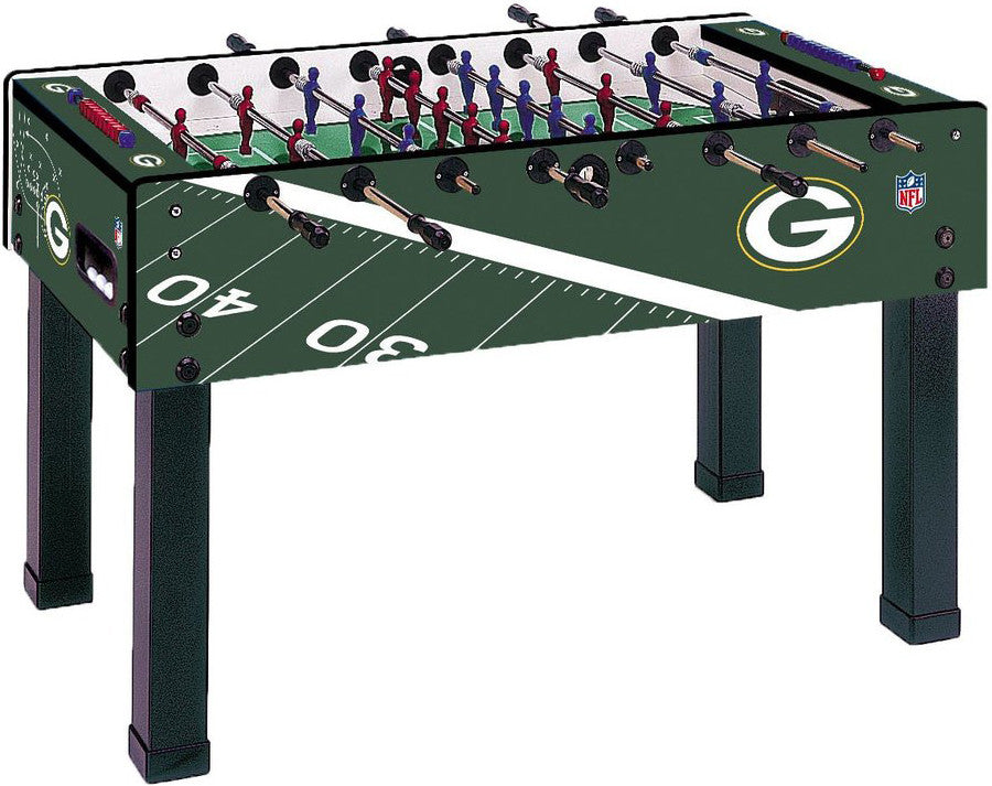 Garlando F-200 Green Bay Packers Foosball Table