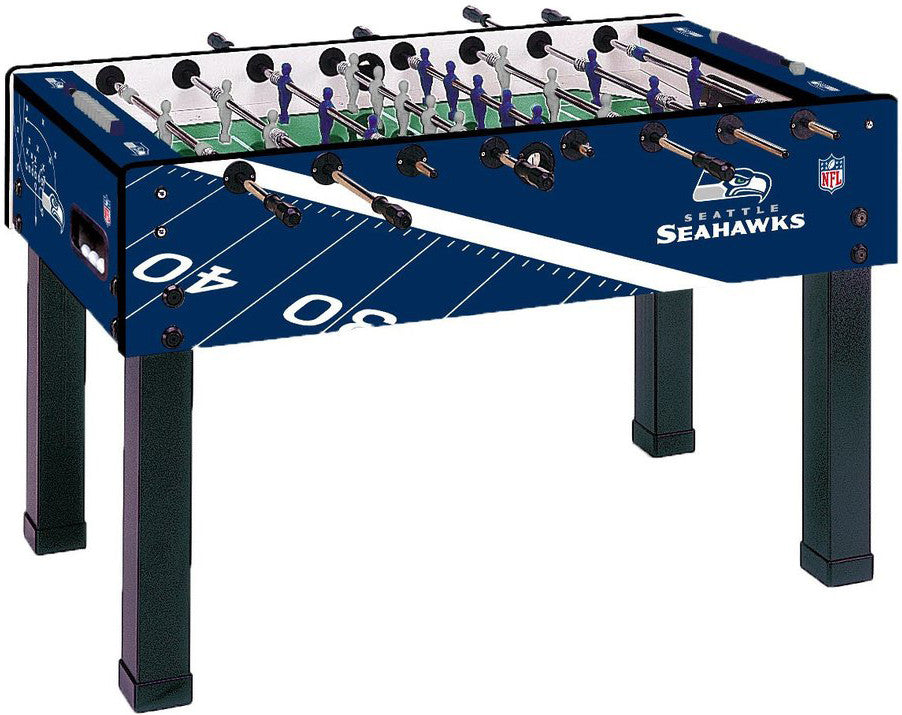Seattle Seahawks F-200 Foosball Table