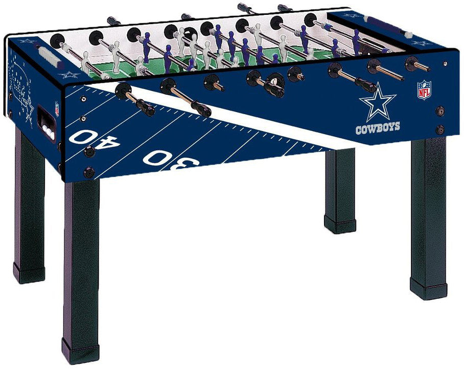 Garlando F-200 Dallas Cowboys Foosball Table