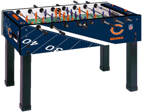 Garlando F-200 Chicago Bears Foosball Table