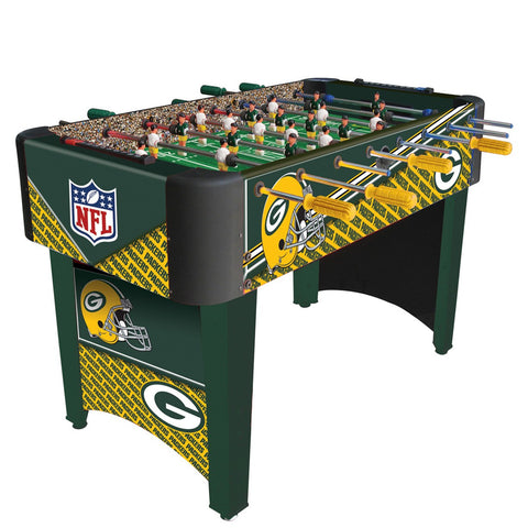 Green Bay Packers Foosball Table