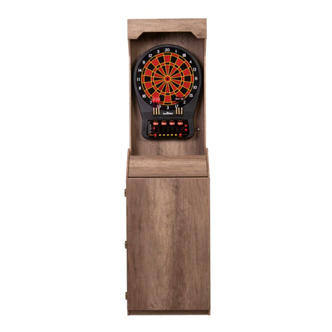 Arachnid Led Light Up Arcade Stand Up Rustic Cabinet With Cricket Pro 650