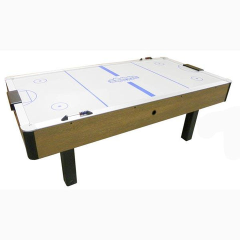 Dynamo Arctic Wind Branded Oak Air Hockey Table