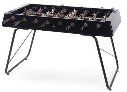 RS Barcelona RS3 Black Outdoor Foosball Table