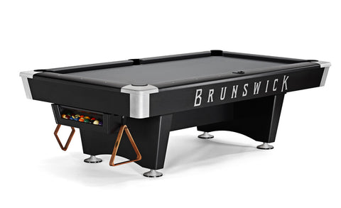 Brunswick Billiards BLACK WOLF Pro 8' Pool Table