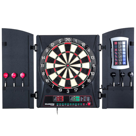 Arachnid CricketMaxx 3.0 Electronic Dartboard Cabinet Set