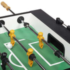 Playing Field on Carrom  Signature Foosball Table in Moroccan style available at Foosball Planet.