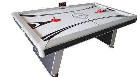 Playcraft Center Ice 7' Air Hockey Table w/ Optional Ping Pong Conversion