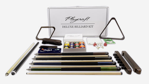 Playcraft Deluxe Billiard Accessory Kit