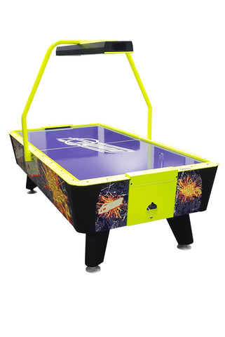 Dynamo 8' Hot Flash II Air Hockey Table