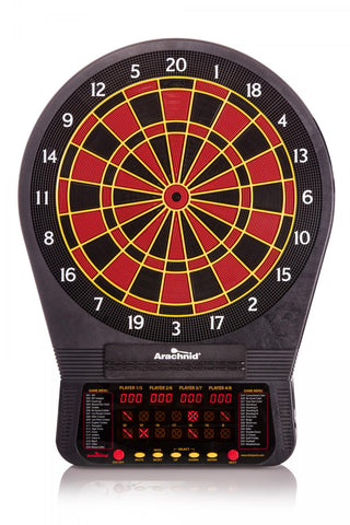 Arachnid Cricket Pro 670 Talking Electronic Dartboard