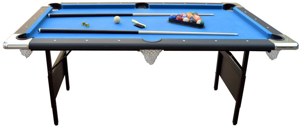 Carmelli Fairmont Portable Pool Table Game World Planet - Carmelli pool table