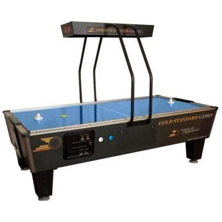 Gold Standard Games CLASSIC ELITE 8' Air Hockey Table (Coin Op)