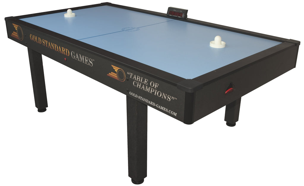 Gold Standard Games 7' Home Pro Air Hockey Table