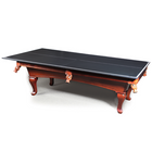Imperial Black Table Tennis Conversion Top