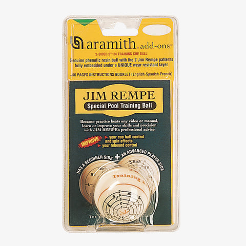 Aramith Jim Rempe Cue Ball