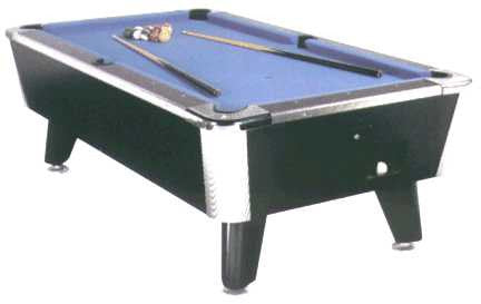Great American Legacy Home Non-Coin Operated Pool Table