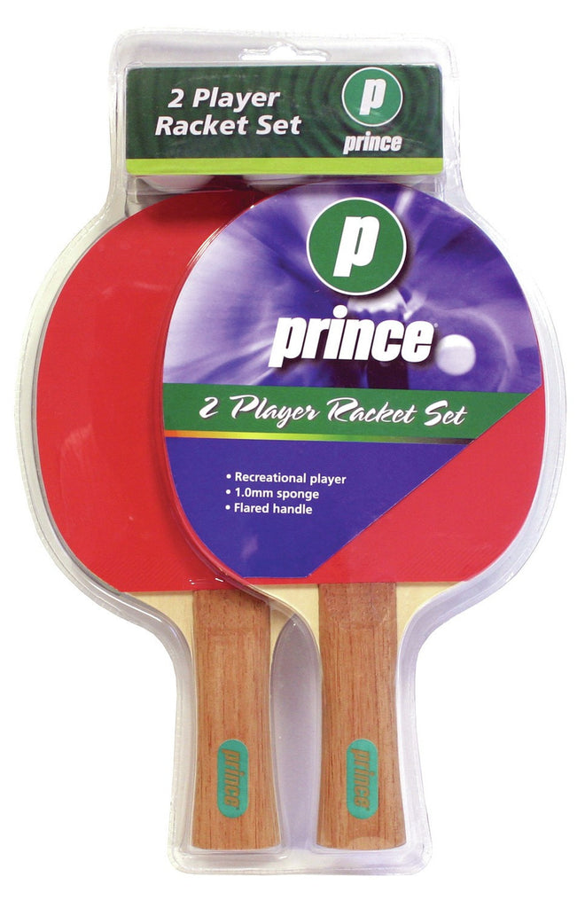 Prince Deluxe 2-Player Racket Set