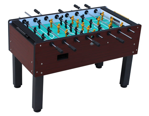 Playcraft Tournament Foosball Table in Cherry