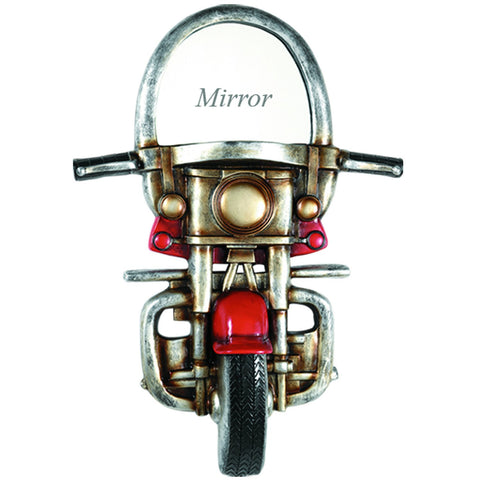 RAM Game Room Motorcycle with Mirror Pub Sign