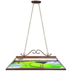 "RAM Game Room 48"" Hand Painted Golf Billiard Light"