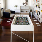 RS Barcelona RS3 White Outdoor Foosball Table