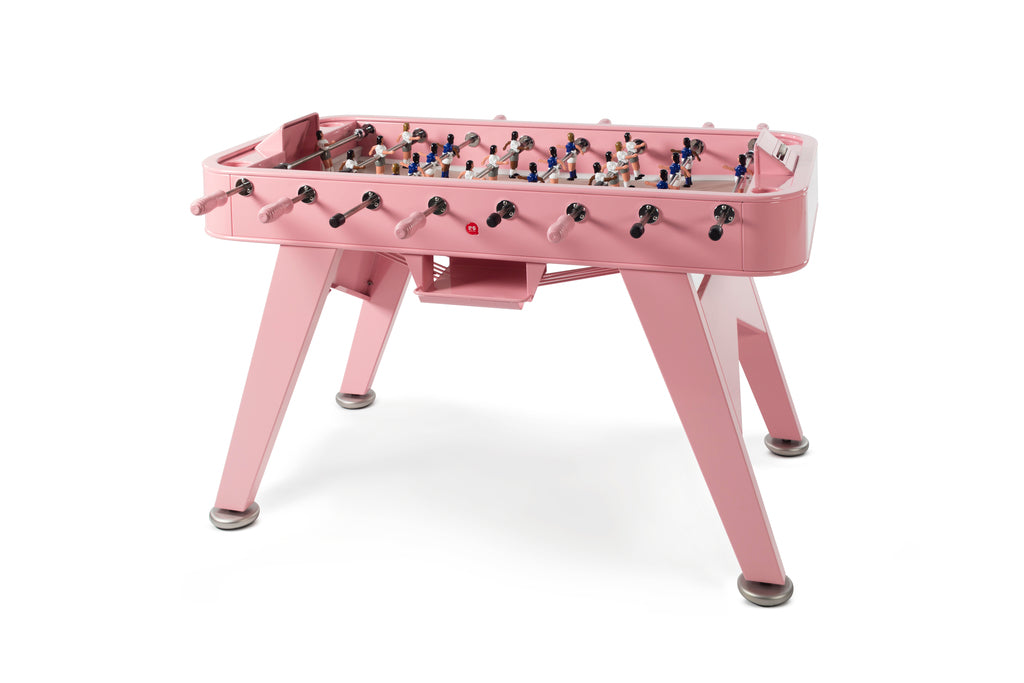 RS Barcelona Pink RS#2 Iron Foosball Table