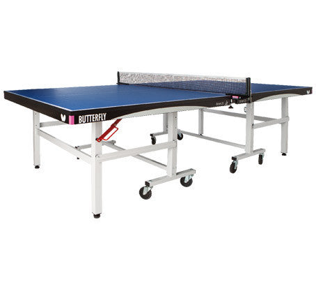 Butterfly Octet 25 Rollaway Blue Table Tennis Table