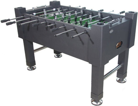 "Berner ""The Player"" Foosball Table in Black"