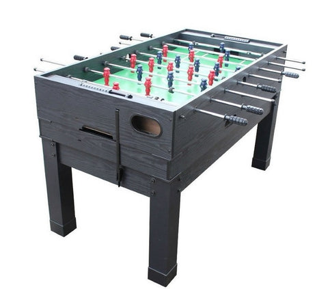Berner Multi 13-in-1 Combination Game Table in Black