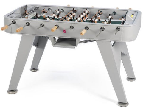 RS Barcelona Silver RS#2 Iron Foosball Table