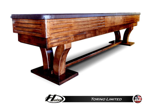 Hudson Torino Limited  9'-22' with Custom Stain Options