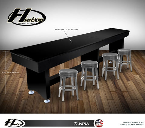 Hudson Tavern 9'-22' Removable Hard Top and Custom Stain Options