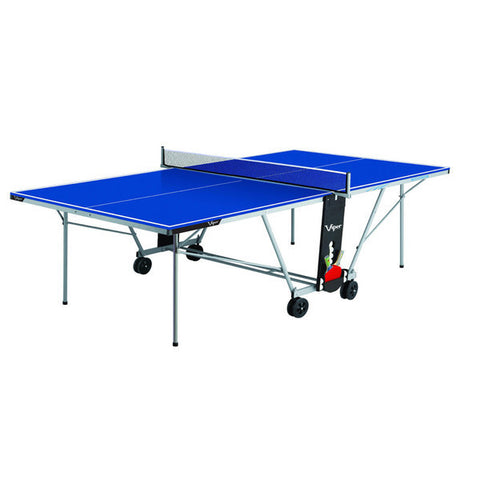 Viper Springfield Indoor Blue Table Tennis Table