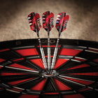 Viper Bully Tungsten Soft Tip Darts 3 Knurled Rings 18 Grams