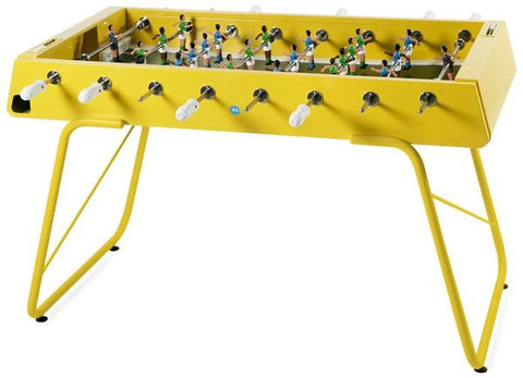 RS Barcelona RS3 Yellow Outdoor Foosball Table