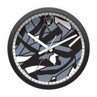 Imperial Oakland Raiders Modern Clock