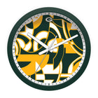 Imperial Green Bay Packers Modern Clock