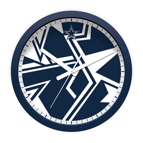 Imperial Dallas Cowboys Modern Clock