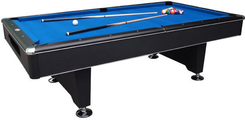 "Berner Billiards ""Black Shadow"" Pool Table"