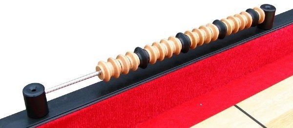 "Berner 15"" Hardwood Abacus Scorers (set of 2)"