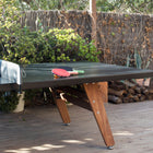 RS Barcelona RS Stationary Black Outdoor Tennis Table